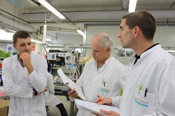 Chantier lean Engineering process