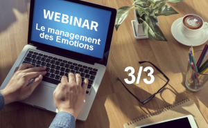 Webinar le management des émotions